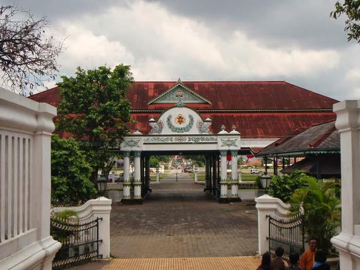 Sultan Palace - Yogyakarta City