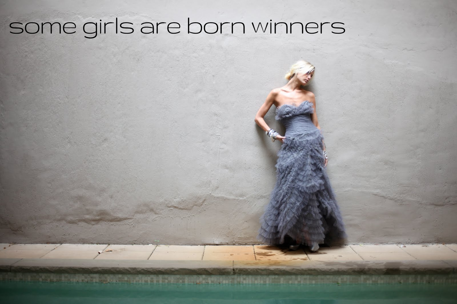 Some Girls Are Born Winners