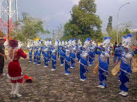 MTS Darul Iman Muara Lembu Wakili Kuansing di Event Nasional