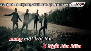 Mặt Trời Lạnh (Karaoke) - Thủy Tiên, V.Music