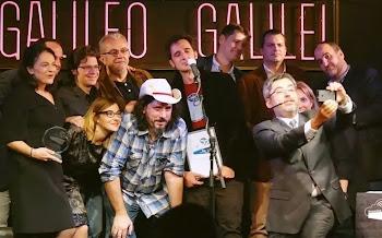 EL VIDEO DE LOS PREMIOS AERO DE RADIO ONLINE'2014