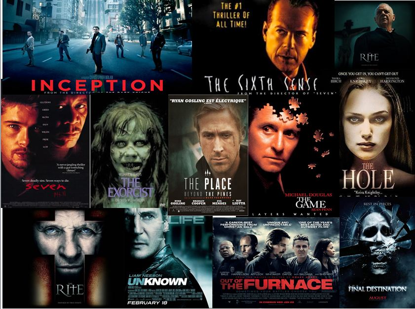 thriller genre March 2018 thriller movie releases and thriller movies that come to theaters in march 2018 march 2018 thriller movies filter by year, month or genre.