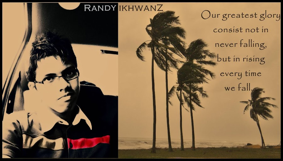 The Story Of Randy Ikhwanz