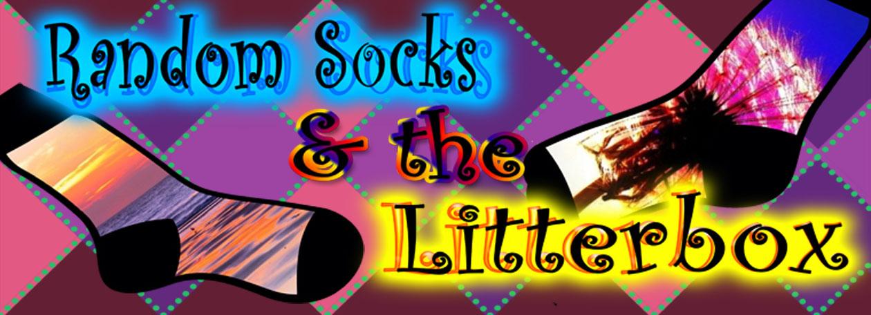 Random Socks and the Litterbox