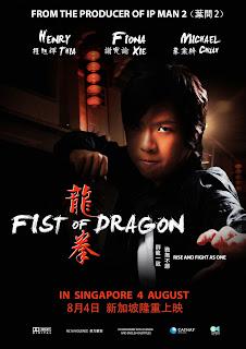 Ver Película Fist Of Dragon Online Gratis (2011)
