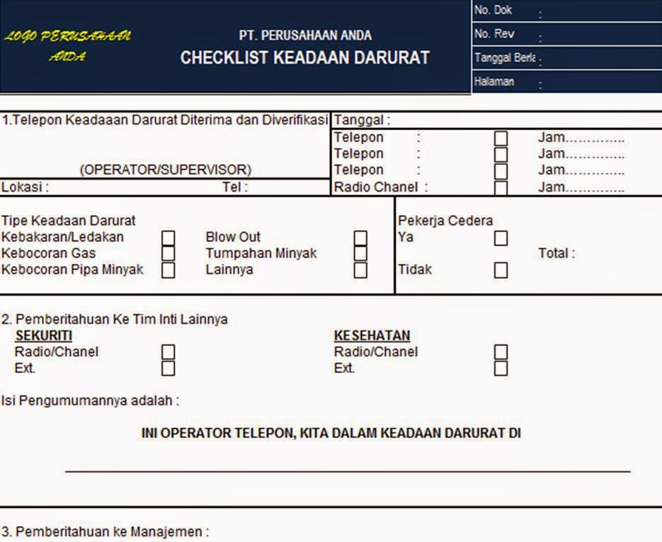 Pt Sistem Manajemen Utama Paket Lengkap Dokumen Sistem Manajemen K3 Merujuk Pada Pp No 50 Thn