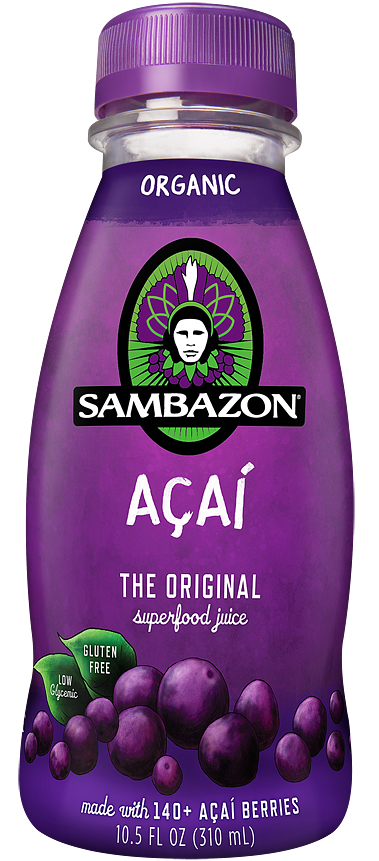 Acai Berry Juice Sambazon