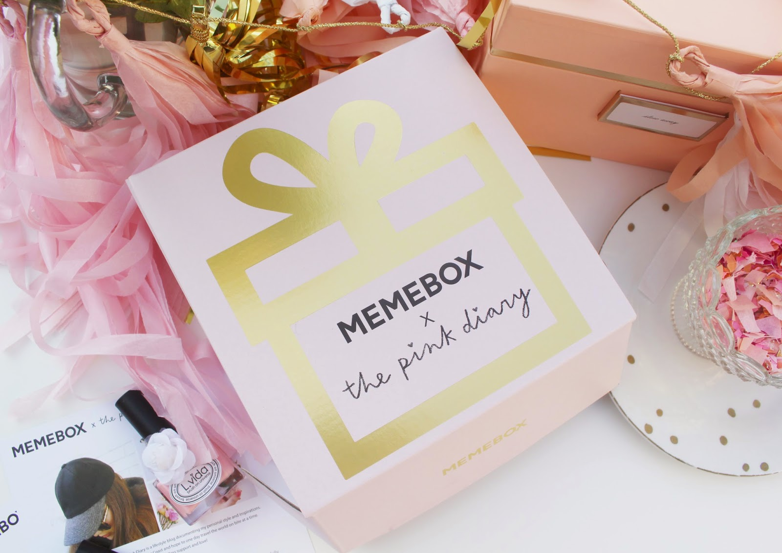 MEMEBOX x The Pink Diary - Money Can Buy Lipstick