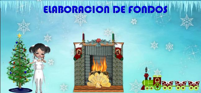 ELABORACION DE FONDOS PARA BLOG
