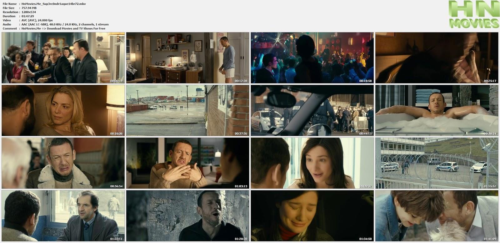 movie screenshot of Supercondriaque  fdmovie.com