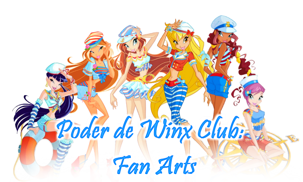 Poder de Winx Club: Fan Arts