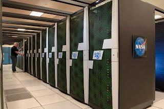 nasa super computer