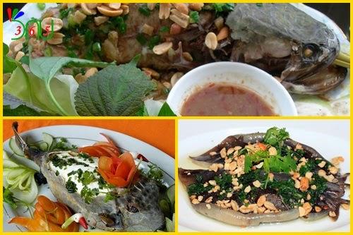 3 món cá cuốn bánh tráng quá ngon tại Phan Thiết