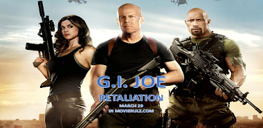 G.I. Joe: Retaliation 2013 Tamil Dubbed Movie DVD