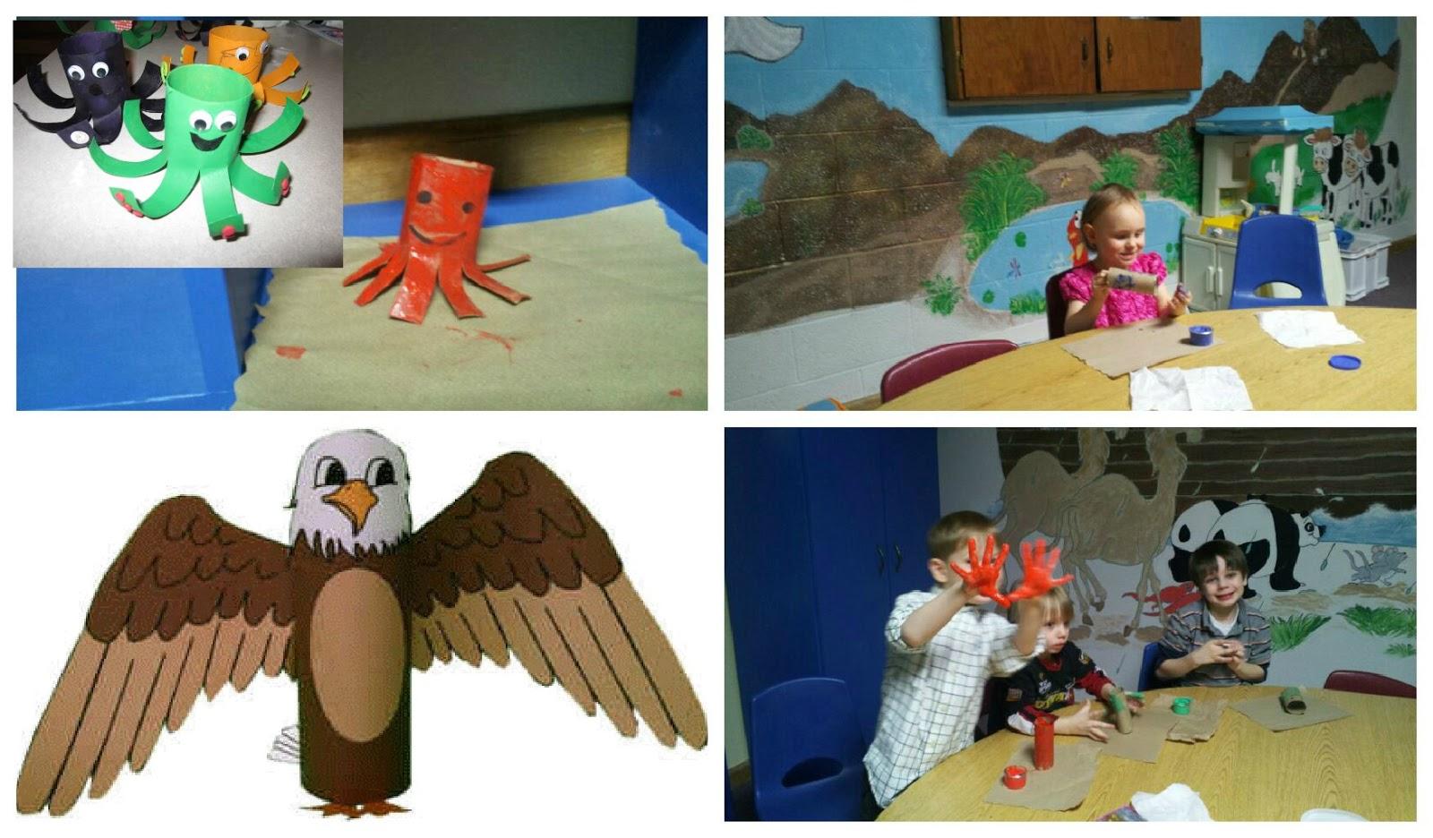 preschool sunday lessons creation