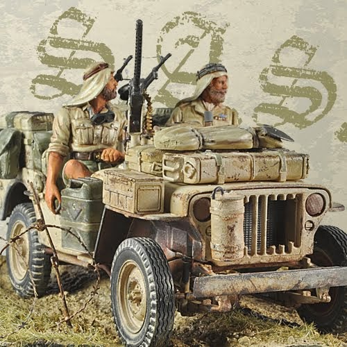 S.A.S. jeep