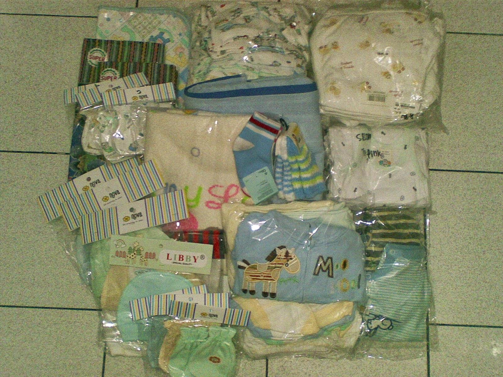 Grosir Baju Import Baby Cipulir