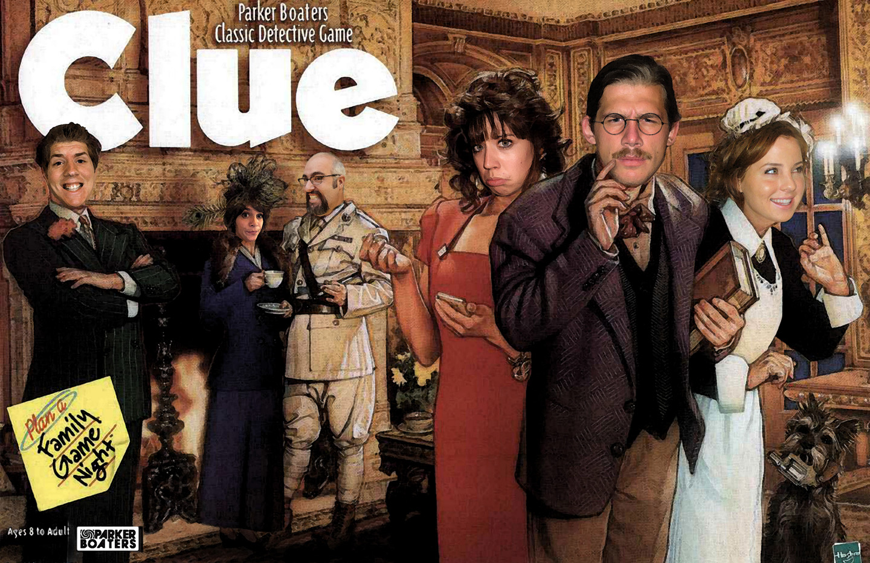 Movie clue online