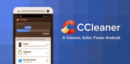 CCleaner for Android