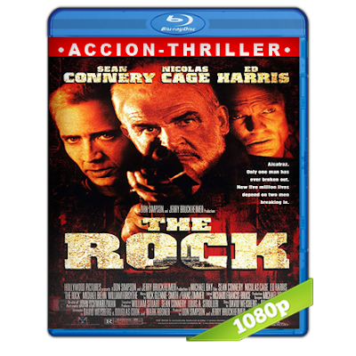 La Roca (1996) BRRip Full 1080p Audio Trial Latino-Castellano-Ingles 5.1