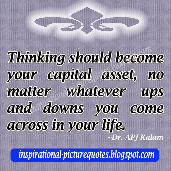successful motivational quotes by dr apj kalam