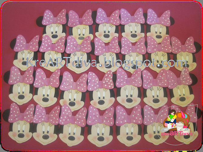 BOLSITAS DULCERO MINNIE MOUSE