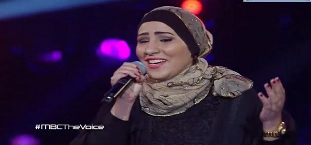 """قرار مفاجئ من نداء شرارة بعد فوزها في """"THE VOICE"""" بخصوص حملها للحجاب"""