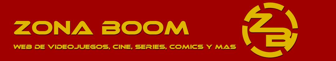 Zona Boom. Web de videojuegos, cine, series, cómics y más