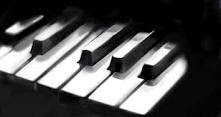 the piano my best  friend