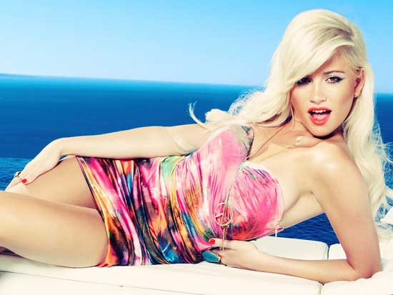 Top 25 Sexiest women Singers Alive 2012 Pixie Lott