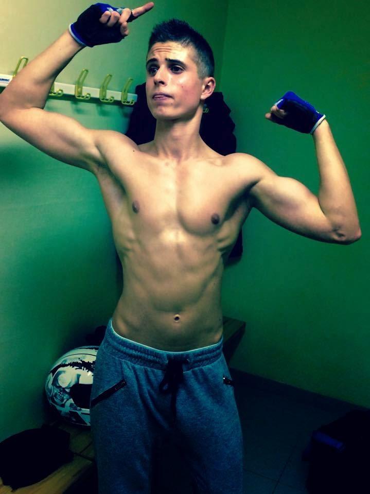 Gr gory capra arnaud team aesthetic generation fitness for Fitness musculation