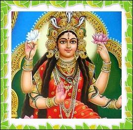 Maa Manasa-Lord Ganesh's sister