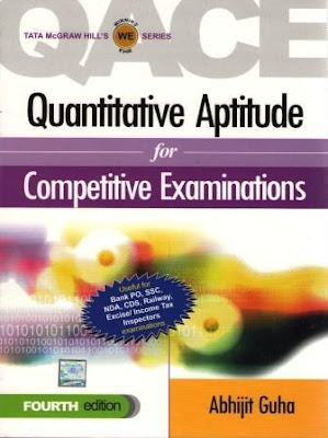 Quantitative Aptitude For Competitive Examinations by Abhijeet Guha