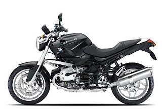 BMW R1200R Black