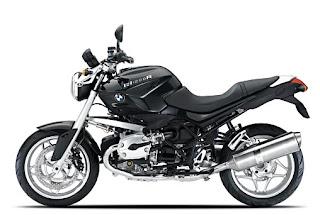 BMW R1200R Black