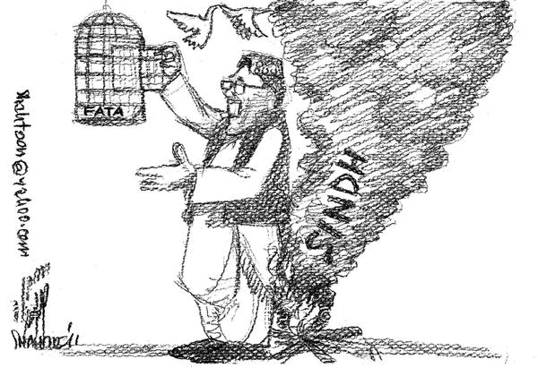 The News Cartoon 15-8-2011