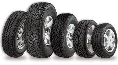 Comprar pneus no Paraguai