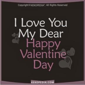 Dp BBM Hari Valentine