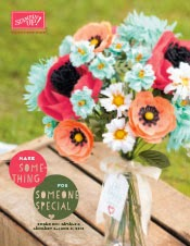 Stampin'UP!'s spring 2015 Occasions Catalog