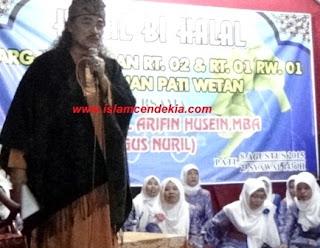 Biografi Profil Biodata Lengkap Gus Nuril Arifin Husein
