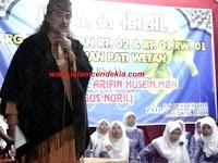 Biografi Lengkap Gus Nuril Arifin Husein