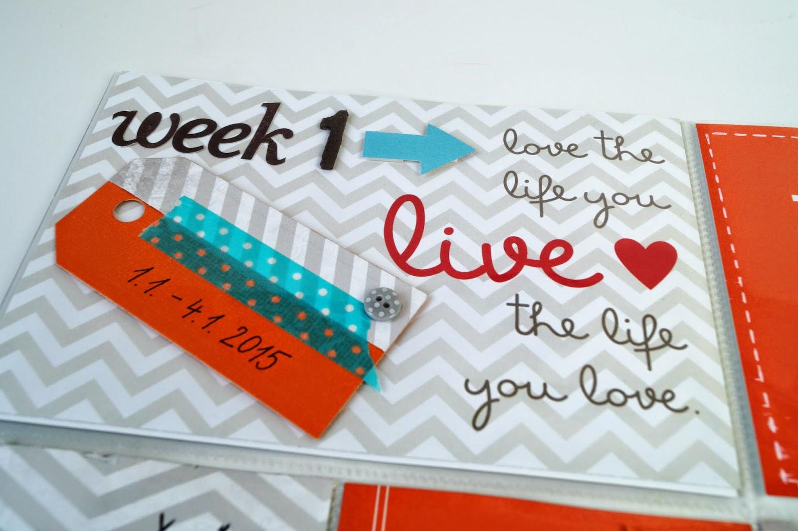 kartičky pro project life