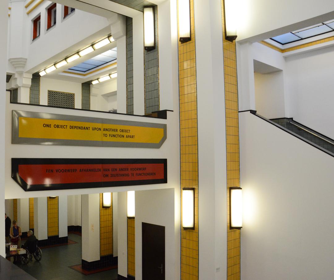Verwatena de stijl and its maison d 39 artiste den haag gemeentemuseum - Stijl des maisons ...