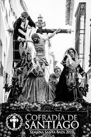 Cartel Cofradía de Santiago Semana Santa 2019