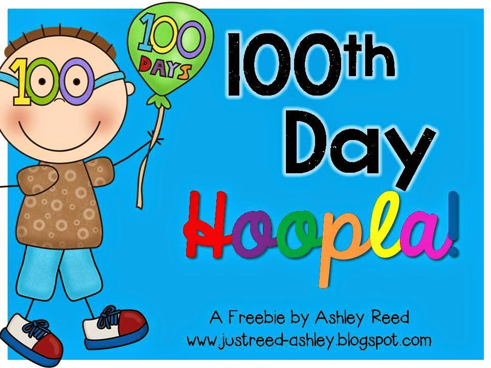 https://www.teacherspayteachers.com/Product/100th-Day-Hoopla-FREEBIE-1062093