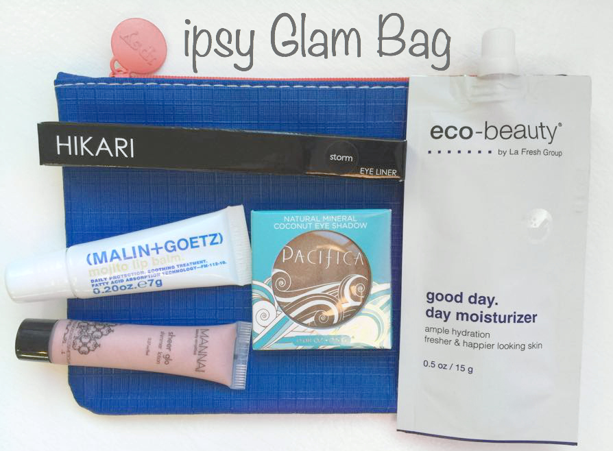 ipsy glam bag subscription service
