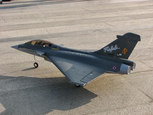Gambar Pesawat Tempur Rafale