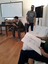 Cartoonist contemporary artist