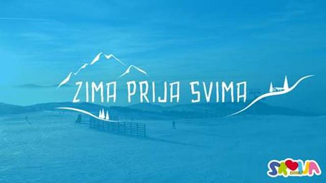 """Nagradni konkurs """"Zima prija svima"""""""