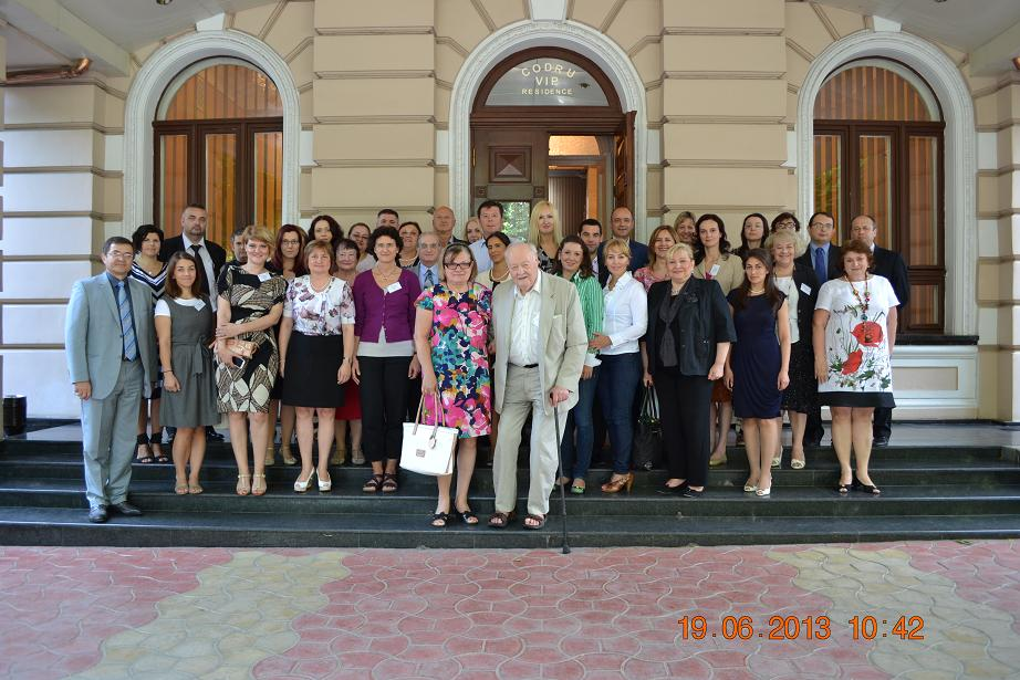 "TAIEX workshop on ""Harmonization and Mutual Recognition of Health Professionals' Qualifications in Europe"" takes place in Chisinau"